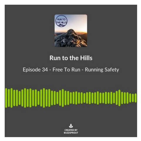 run to the hills podcast run safely
