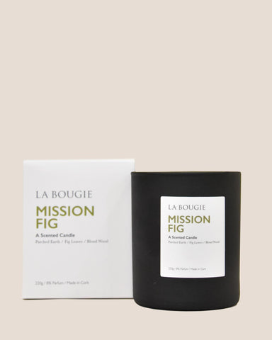 LA BOUGIE Candle / Mission Fig