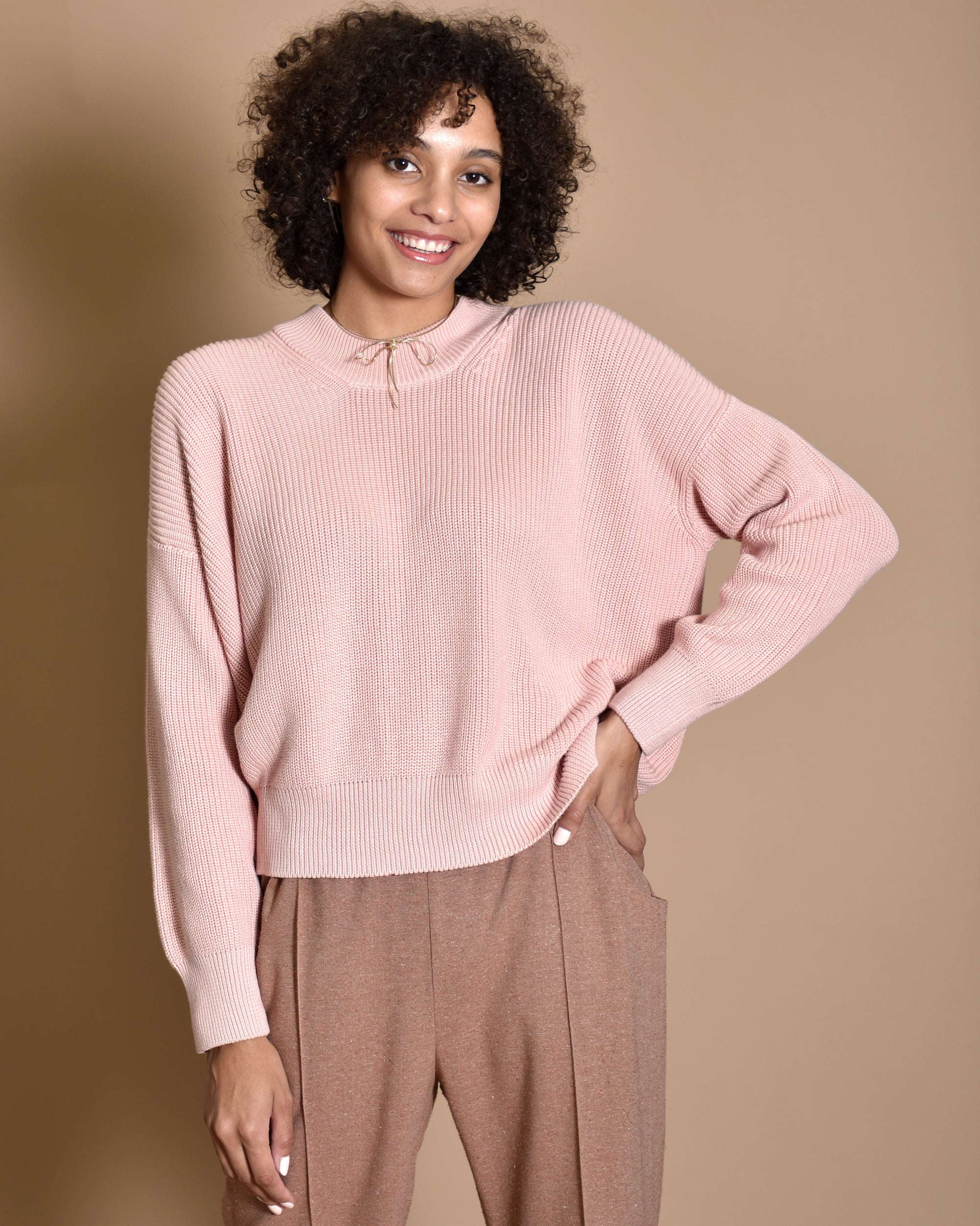 KOWTOW Workroom Jumper / Pink