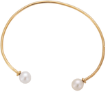 BEATRIZ PALACIOS 18KT Solid Gold Freshwater Pearl Bracelet