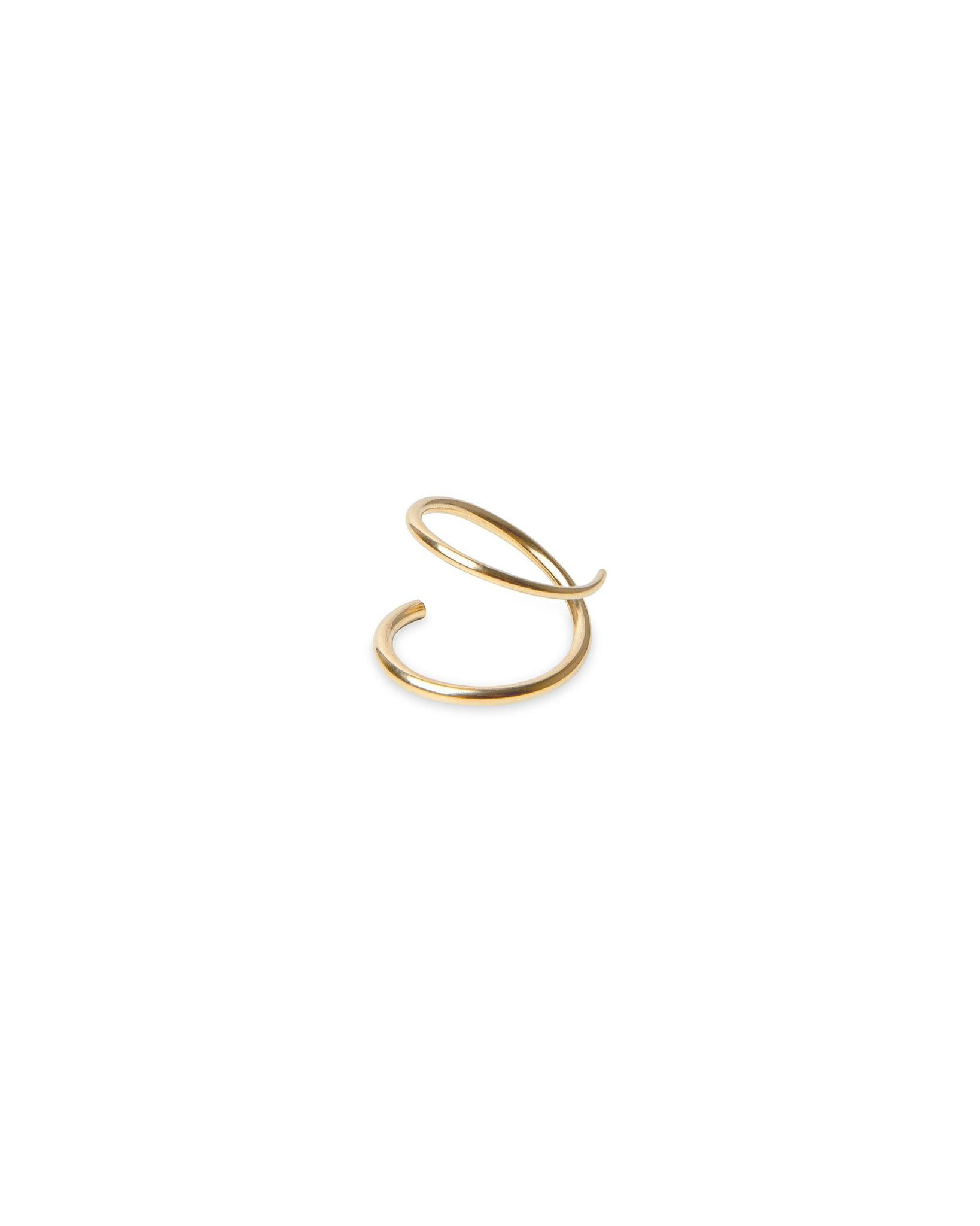 BEATRIZ PALACIOS 1979 Twirly Ring