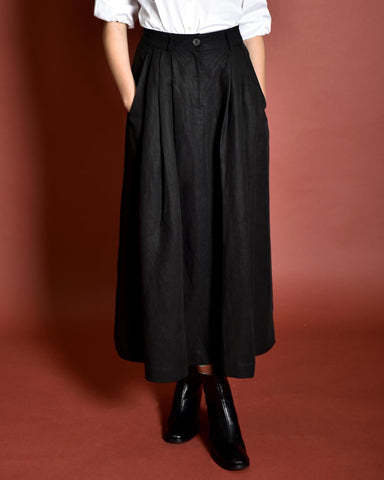 MARA HOFFMAN Tulay Skirt Black