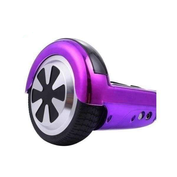 "Chrome Royale Purple segboard 1.0 -  6,5"" med Samsung batteri"