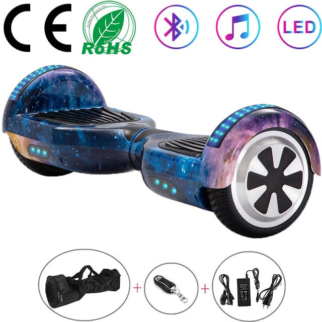 Galaxy Purple segboard