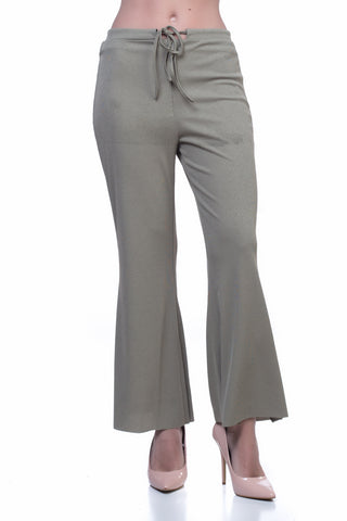 LGP78H LADIES PANTS  (D. GREEN)