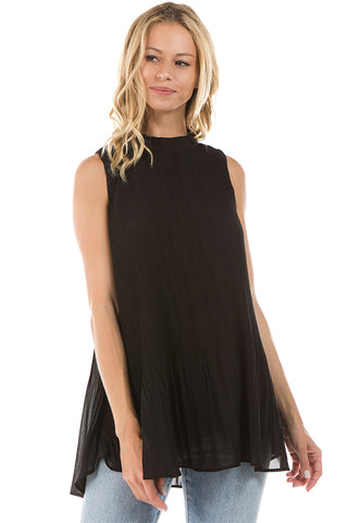 LGP67A LADIES DRESS  (BLACK)