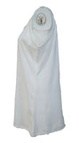 Reflex LIF50B Long Line Top for Women , White