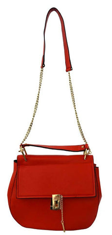 Reflex 1121AGD57 Tote Bag for Women - Faux Leather (Red)