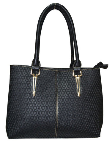 REFLEX-1121AGJ64A LADIES HANDBAG (BLACK)