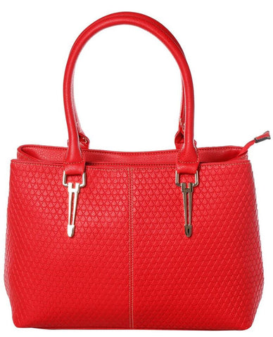 REFLEX-1121AGJ64M LADIES HANDBAG (RED)