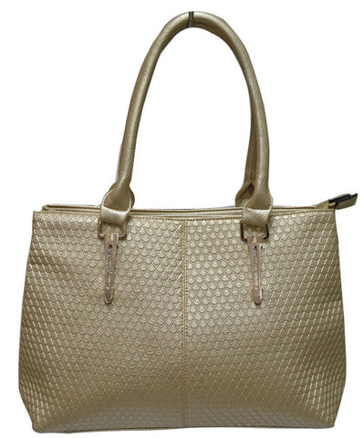 REFLEX-1121AGJ64W LADIES HANDBAG (GOLD)
