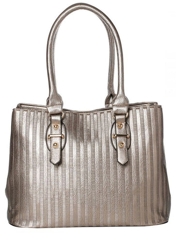 REFLEX-1121AGJ65Q LADIES HANDBAG (L. GREY)