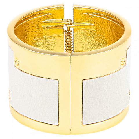 Reflex Women's Alloy Bangle - 1136AGH72A00 Gold