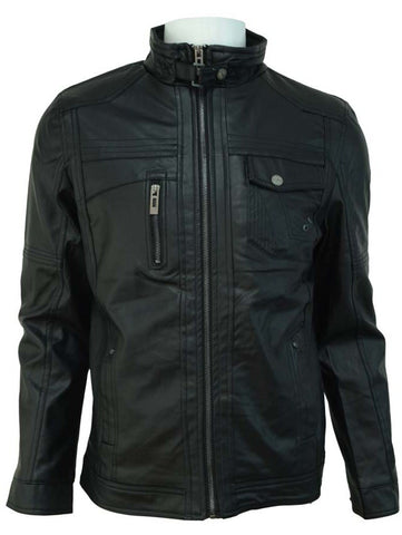 Winter Jacket for Men 2012MGF50 - Black