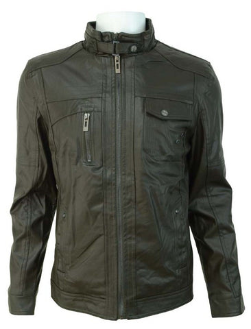 Winter Jacket for Men 2012MGF50 - Green