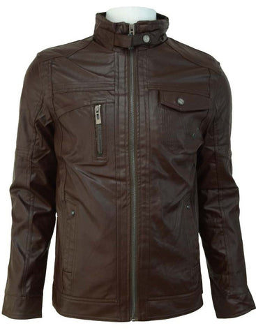 Winter Jacket for Men 2012MGF50 - Brown