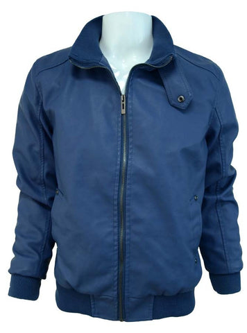 Men's Jacket 2012MGF52 - Blue