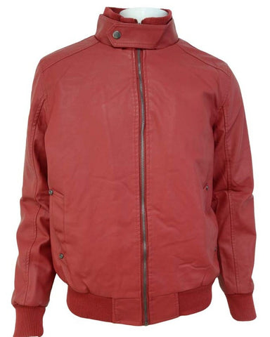 Men's Jacket 2012MGF52 - Red