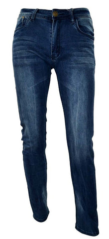 Reflex Mga68F40 Jeans For Men , Navy Blue