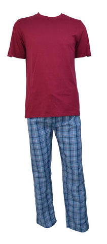 Reflex Pajama Set For Men , Red