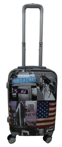 REFLEX-4022AGJ60X20 NEW YORK LUGGAGE