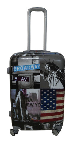 REFLEX-4022AGJ60X24 NEW YORK LUGGAGE