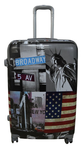 REFLEX-4022AGJ60X28 NEW YORK LUGGAGE