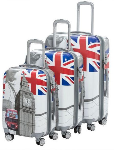 REFLEX-4022AGJ61X20/24/28 LONDON LUGGAGE (SET)