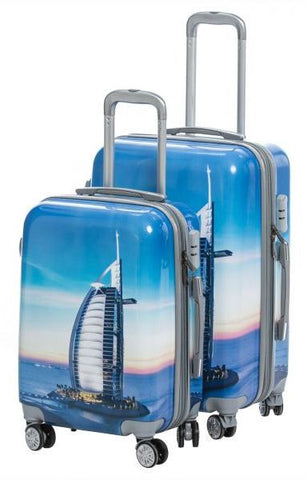 REFLEX-4022AGJ63X20/24 BURJ DUBAI LUGGAGE (SET)