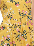 LGL70J LADIES BLOUSE S/L (D. YELLOW)