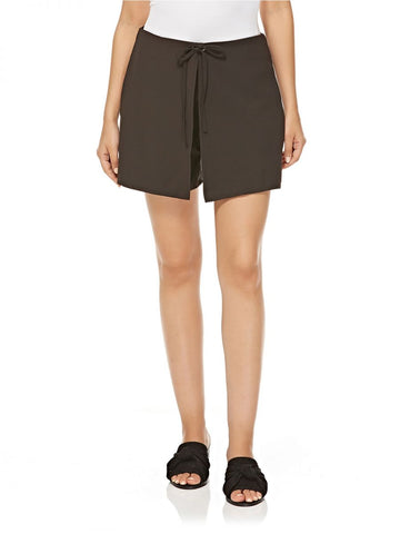 LGO62A LADIES SHORT (BLACK)