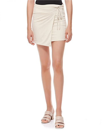 LGP86T LADIES SKIRT (BEIGE)