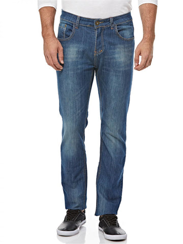 MGM54E MENS DENIM JEANS (M. BLUE)