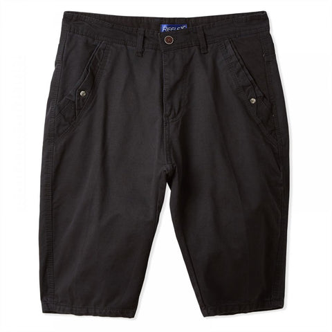 MGO52A MENS SHORTS (BLACK)