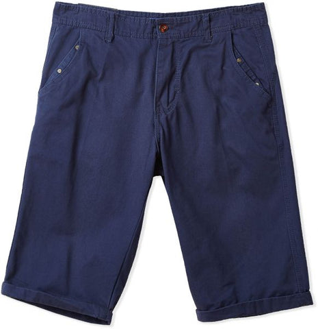 MGO52E MENS SHORTS (M. BLUE)