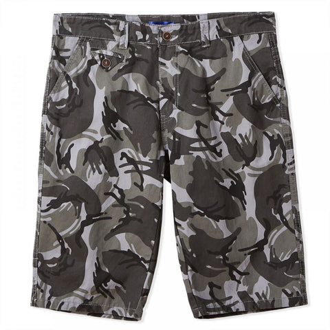MGO53Q MENS SHORTS (L. GREY)