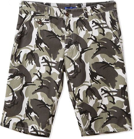 MGO53R MENS SHORTS (D. GREY)