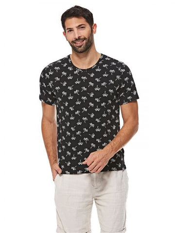 MGP56A MENS T-SHIRT S/S (BLACK)