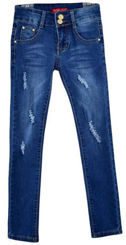 Reflex 3023CGC71 Jeans for Girls , Blue