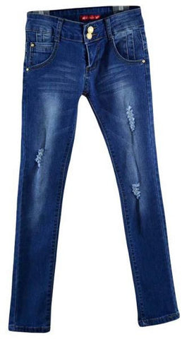 Reflex 3023CGC72 Jeans for Girls , Blue