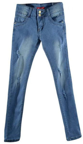 Reflex 3023CGC73 Jeans for Girls , Blue