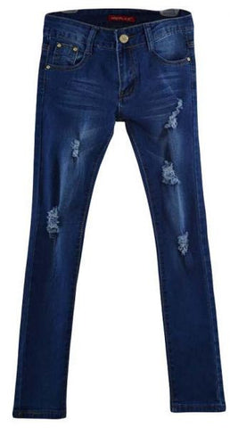 Reflex 3023CGC74 Jeans for Girls , Blue