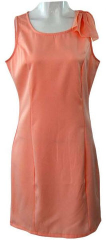 Reflex 1021LGC83 Casual Dress for Women , Light Pink