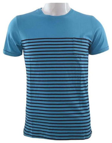 Reflex 2053MIB50 T-Shirt For Men -  Black/Blue