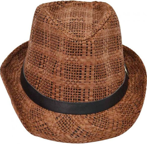 Reflex AGG50P00 Hat for Men , Dark Brown