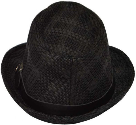Reflex AGG50A00 Fedora Hat for Men - Black