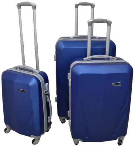 Reflex 4022AGG71D Hard Luggage Blue