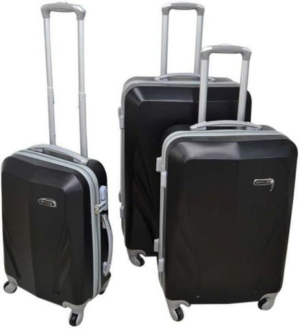 Reflex 4022AGG71A Hard Luggage Black