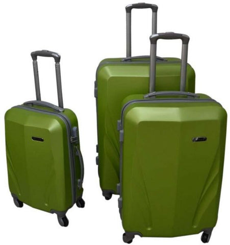 Reflex 4022AGG71G Hard Luggage Green