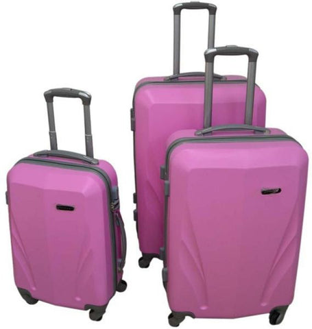 Reflex 4022AGG71K Hard Luggage Pink